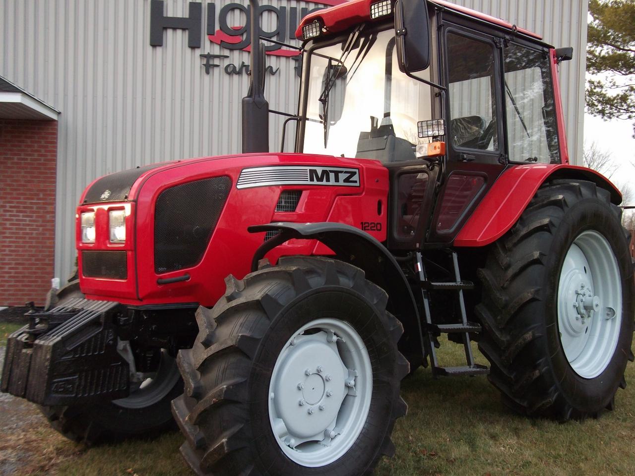 MTZ 1220 - 122 HP